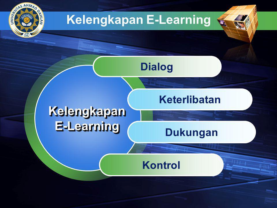 Kelengkapan E-Learning