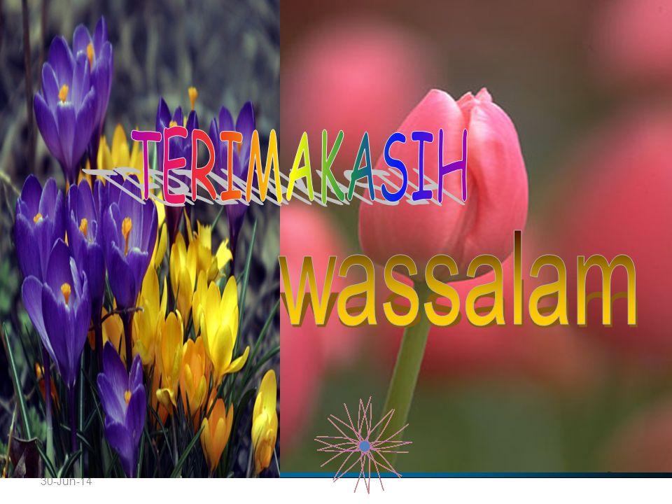 TERIMAKASIH wassalam 3-Apr-17