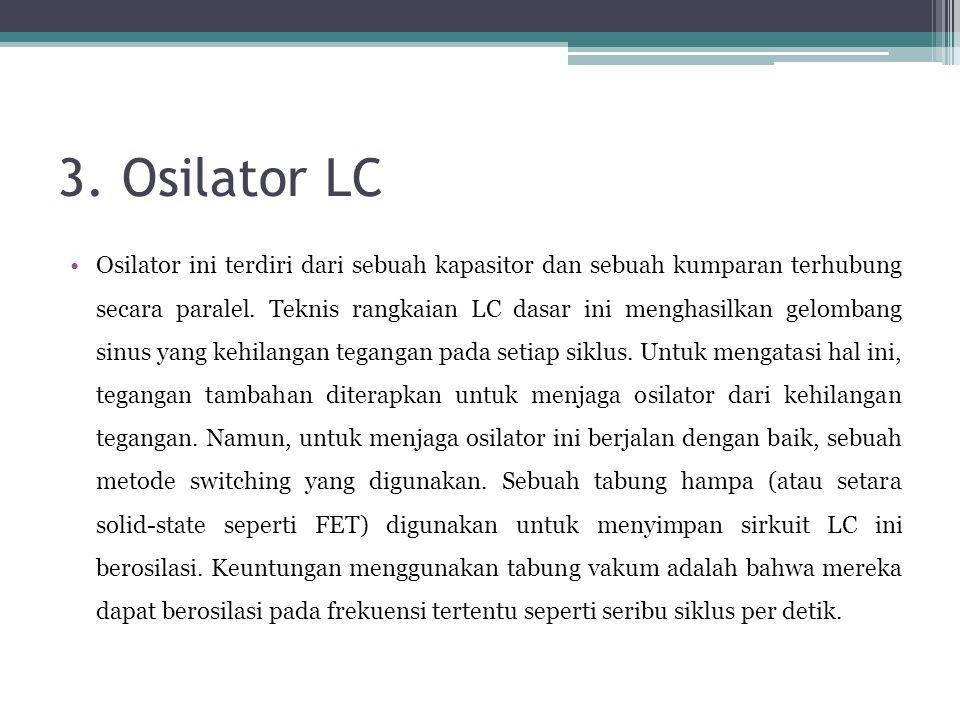 3. Osilator LC