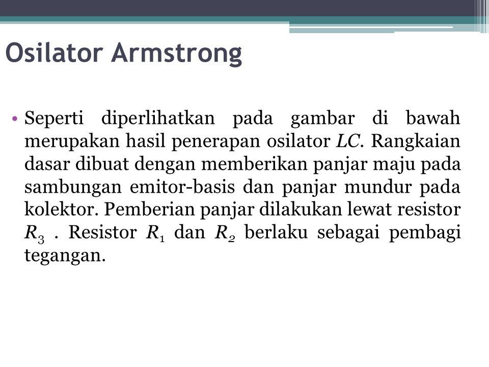 Osilator Armstrong
