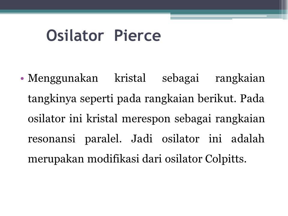 Osilator Pierce