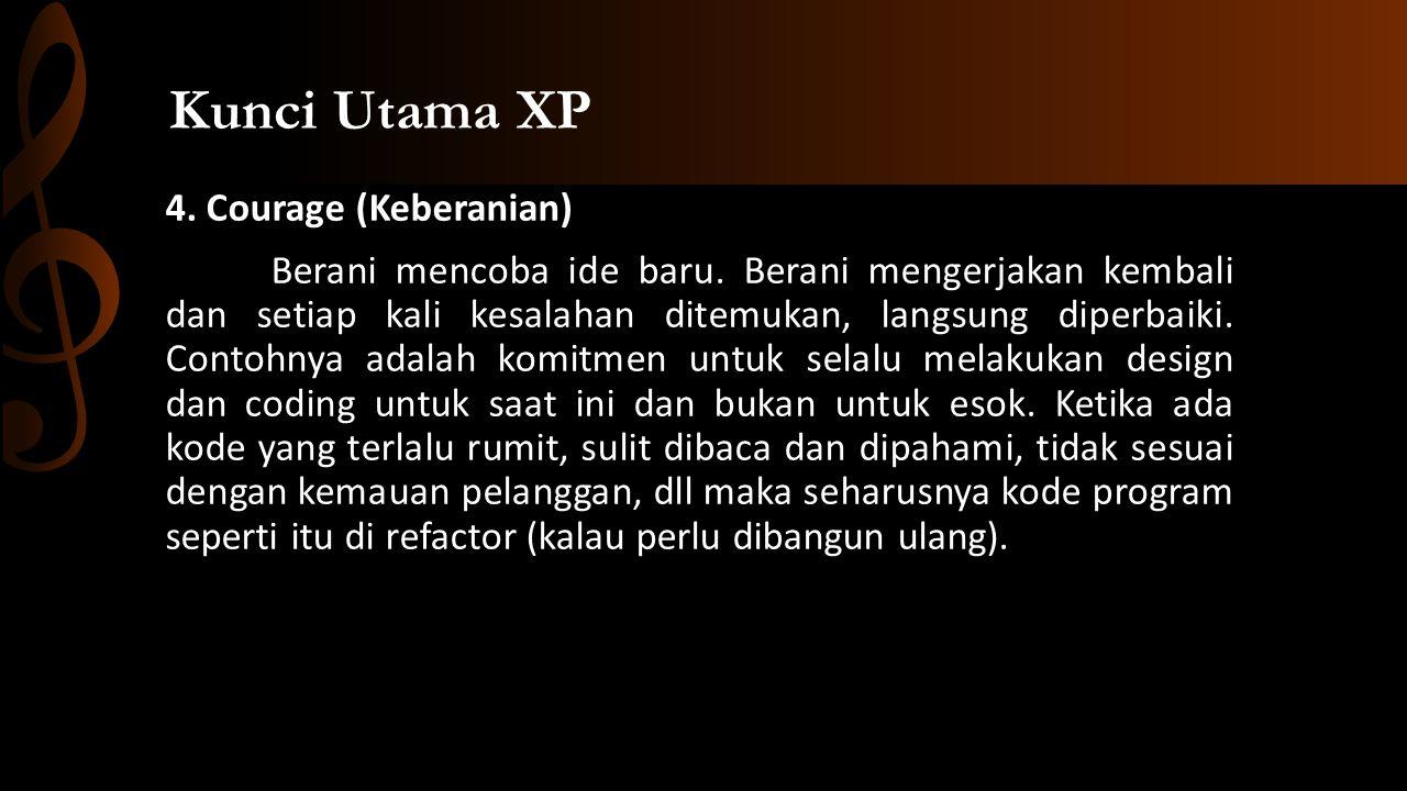 Kunci Utama XP