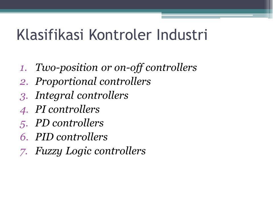 Klasifikasi Kontroler Industri