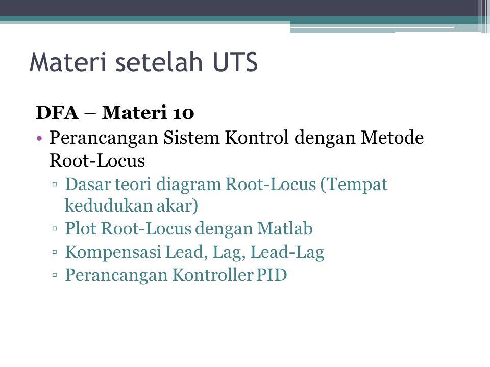 Materi setelah UTS DFA – Materi 10