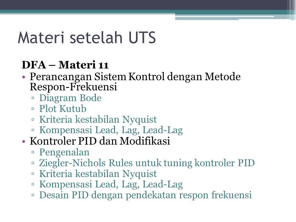 Materi setelah UTS DFA – Materi 11