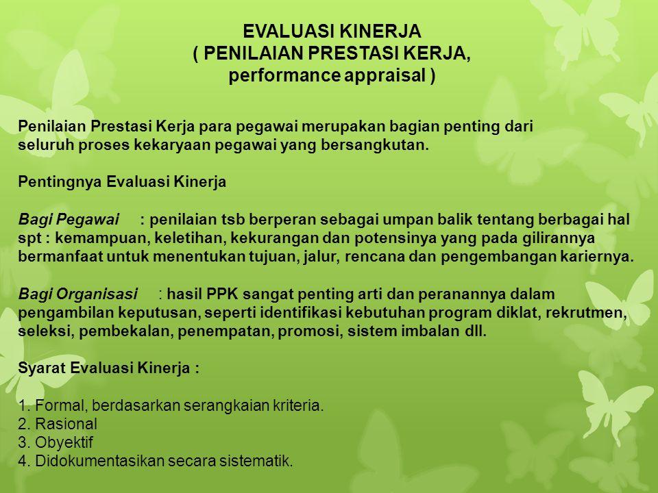 performance appraisal )