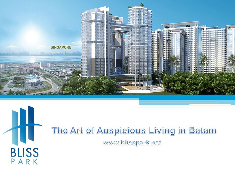 The Art of Auspicious Living in Batam