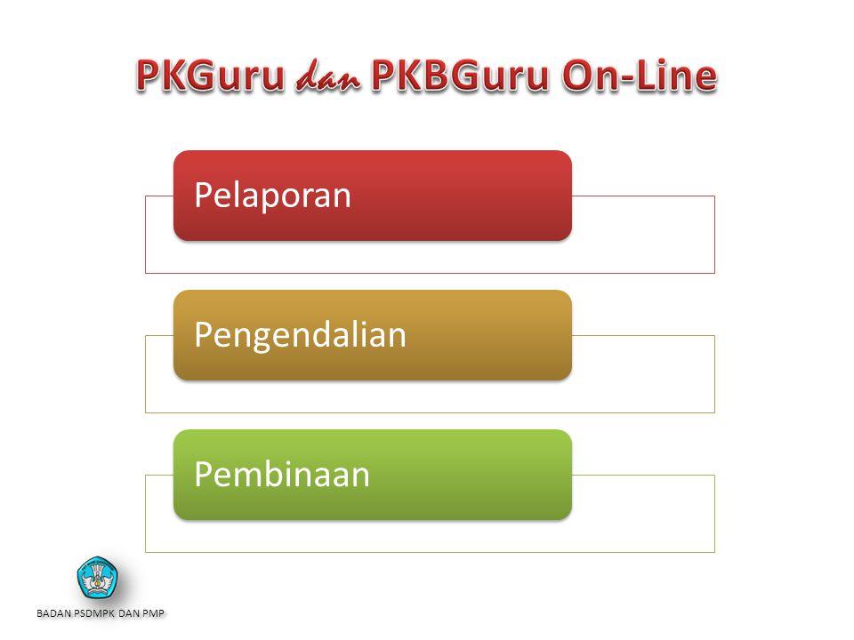 PKGuru dan PKBGuru On-Line