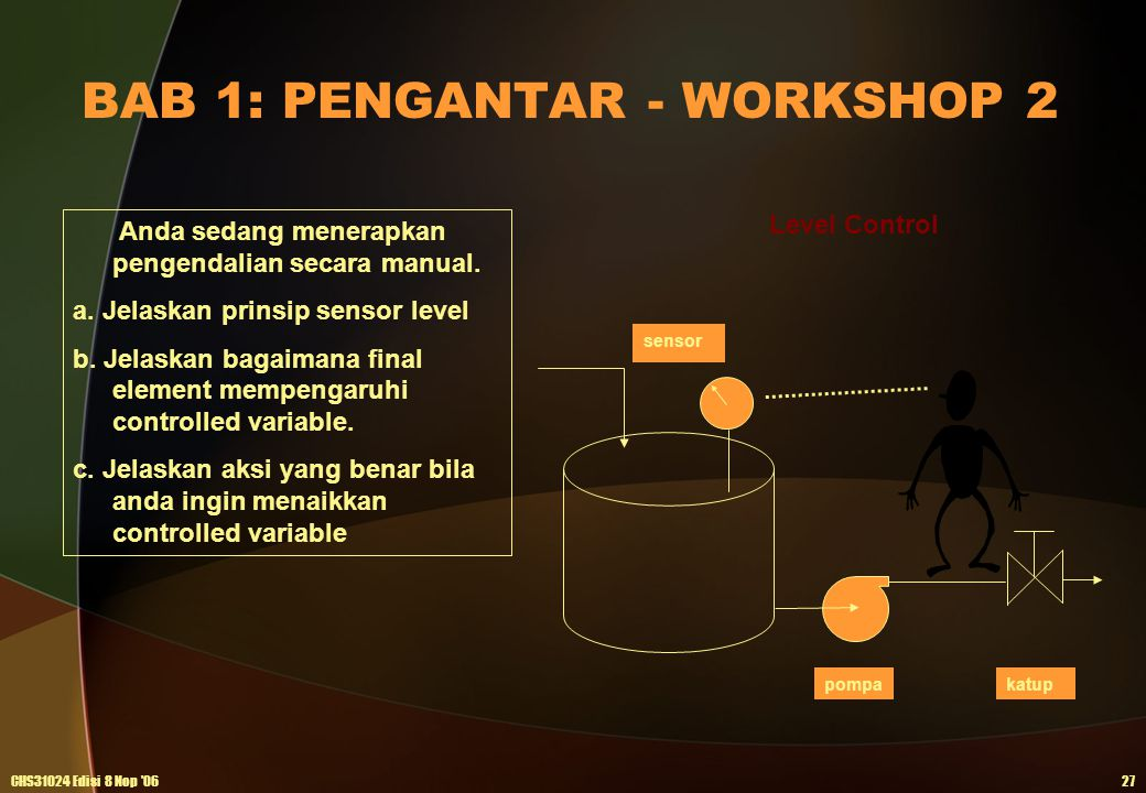 BAB 1: PENGANTAR - WORKSHOP 2