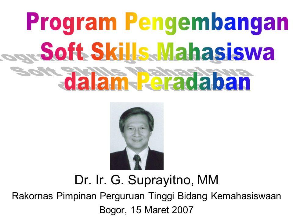Rakornas Pimpinan Perguruan Tinggi Bidang Kemahasiswaan