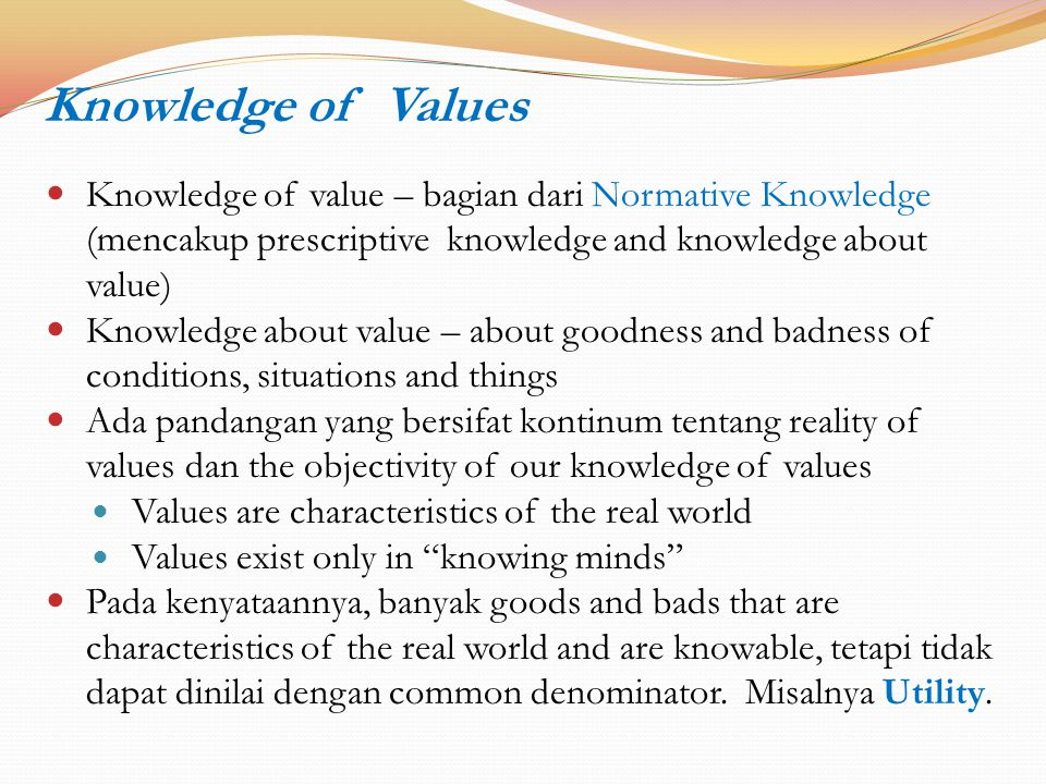 characteristics of a knowledge and value Intercultural knowledge and competence value rubric and behavioral skills and characteristics that support effective and appropriate interaction in a variety of.