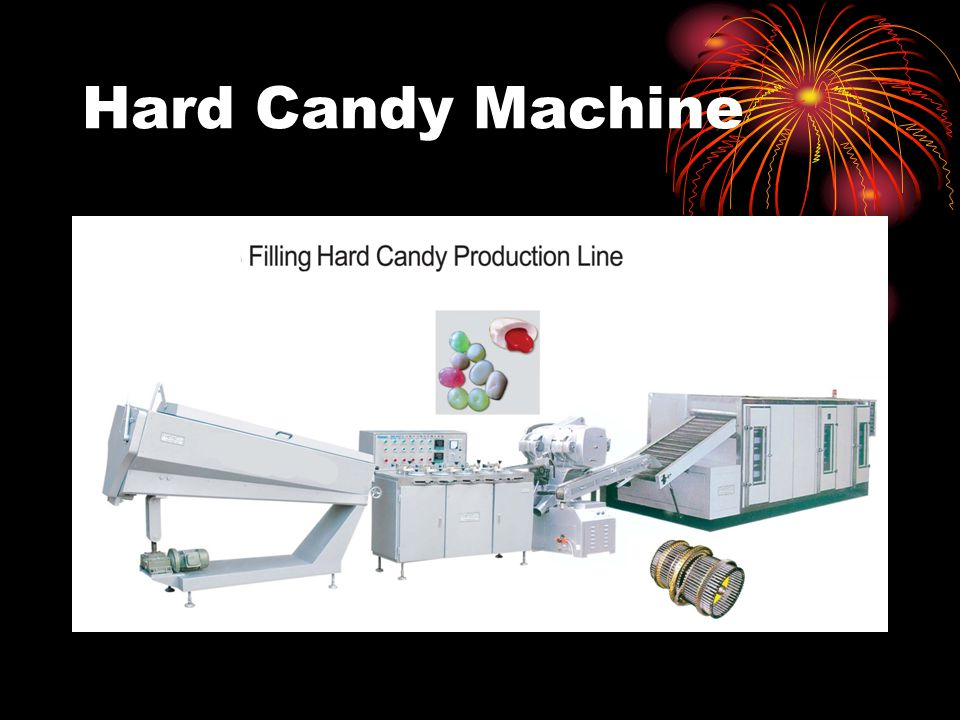 Hard Candy Machine