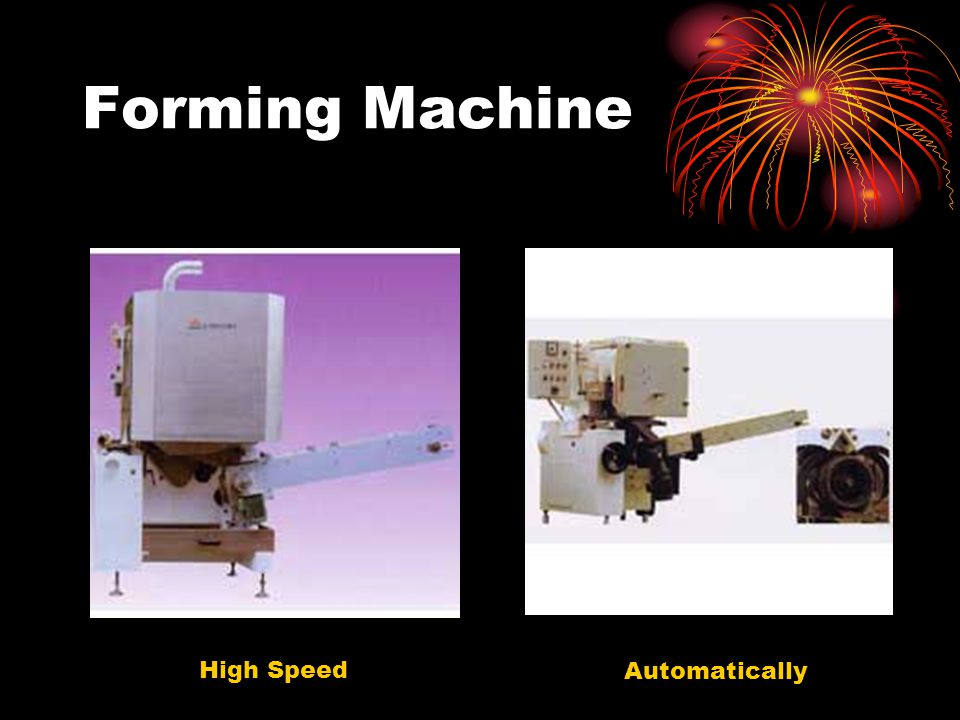 Forming Machine High Speed Automatically