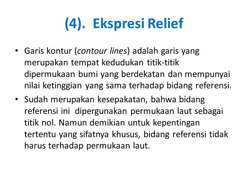 (4). Ekspresi Relief