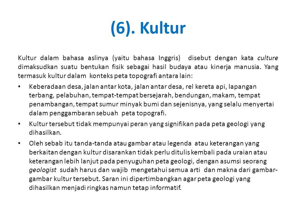 (6). Kultur