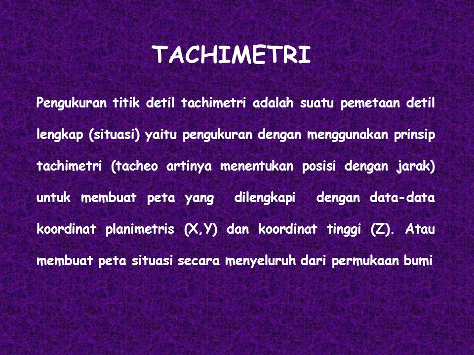 TACHIMETRI