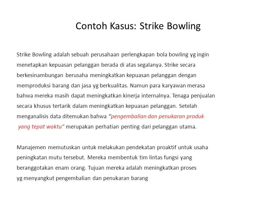 Contoh Kasus: Strike Bowling