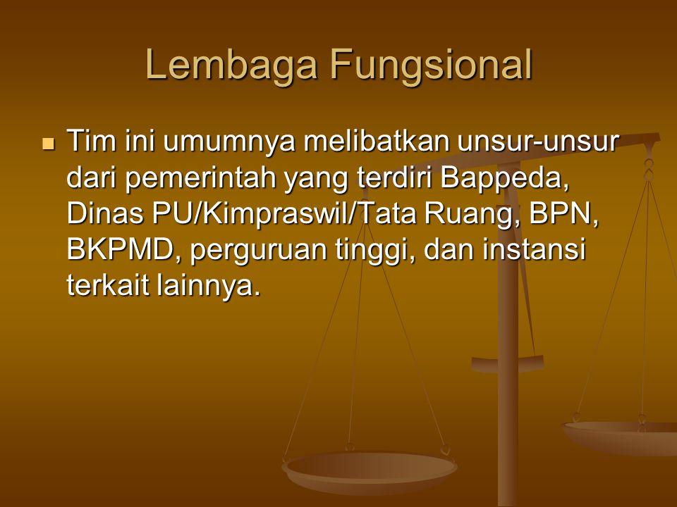 Lembaga Fungsional
