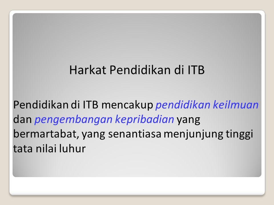 Harkat Pendidikan di ITB