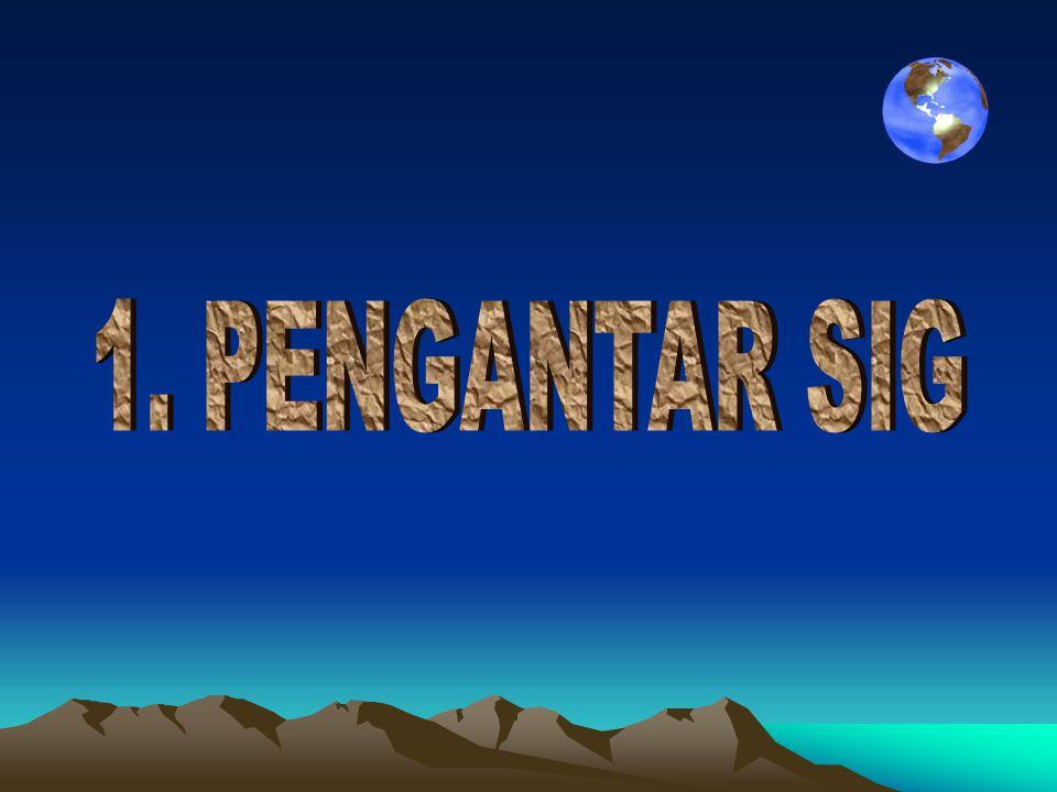 1. PENGANTAR SIG