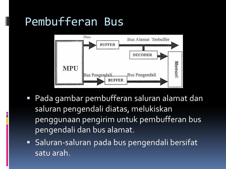 Pembufferan Bus