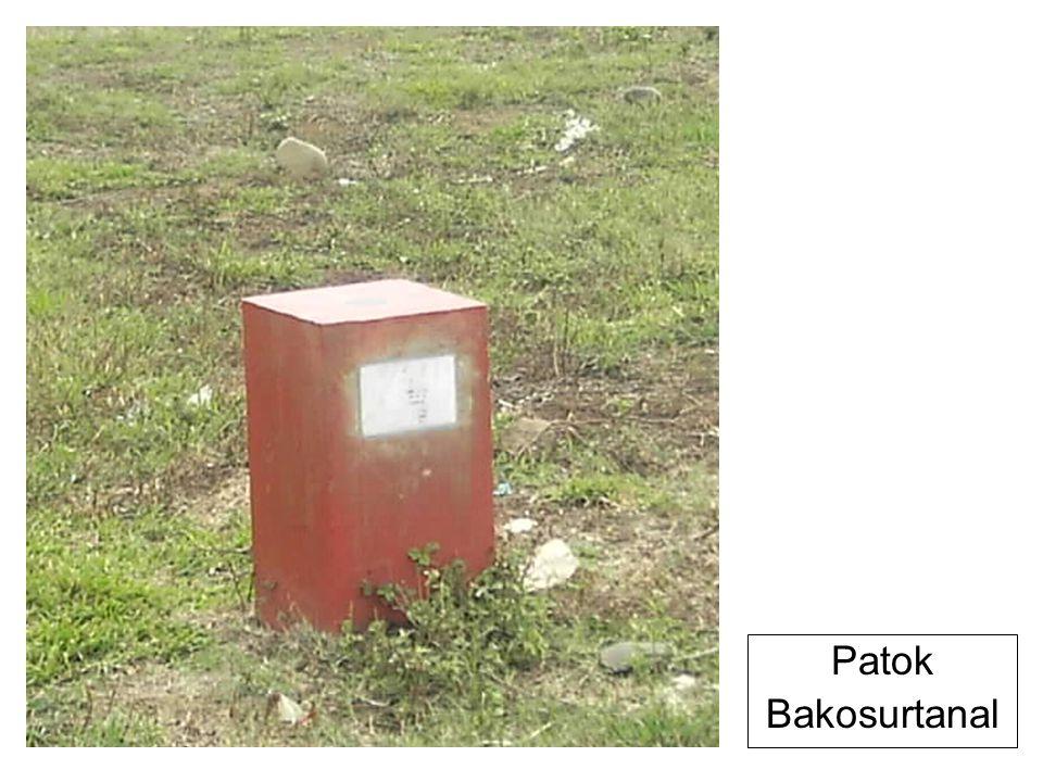 Patok Bakosurtanal