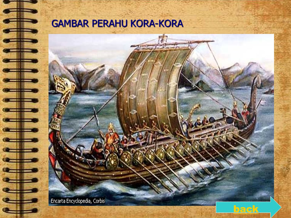 GAMBAR PERAHU KORA-KORA