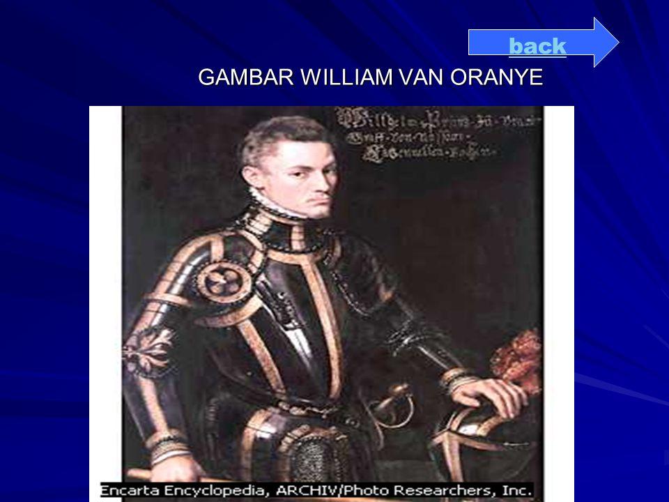 GAMBAR WILLIAM VAN ORANYE
