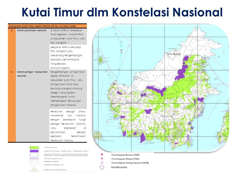 Kutai Timur dlm Konstelasi Nasional