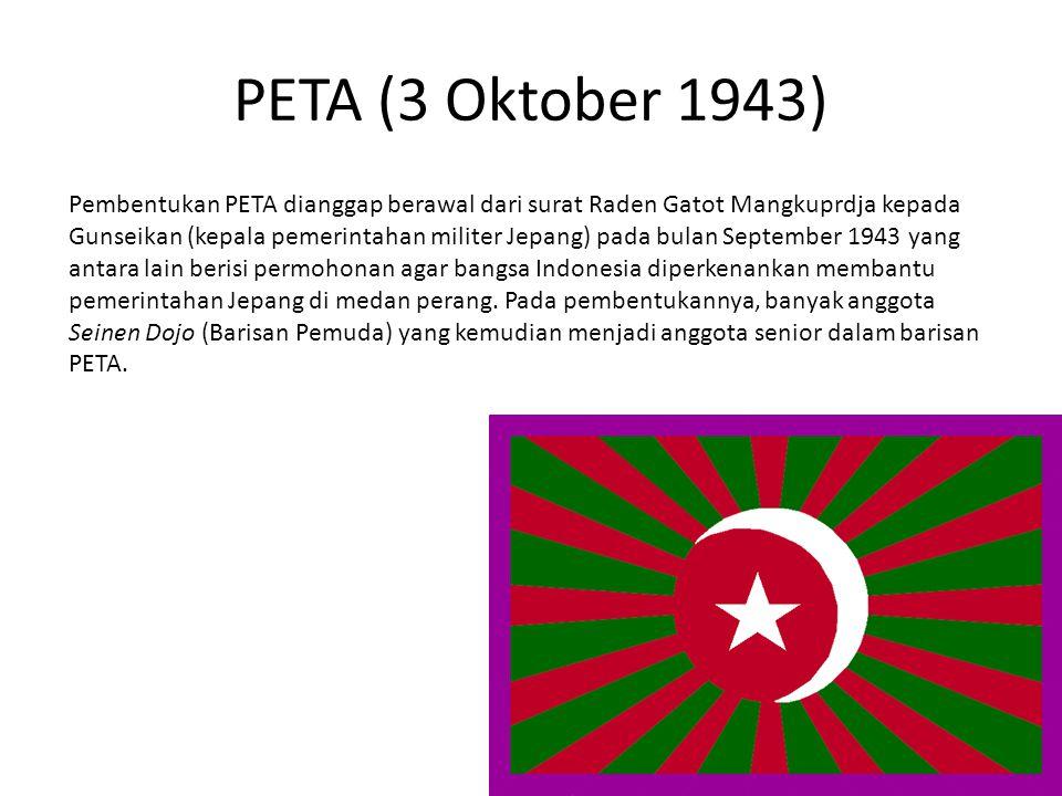 PETA (3 Oktober 1943)