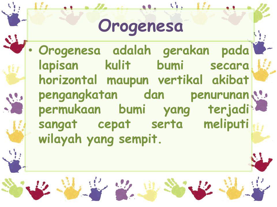 Orogenesa