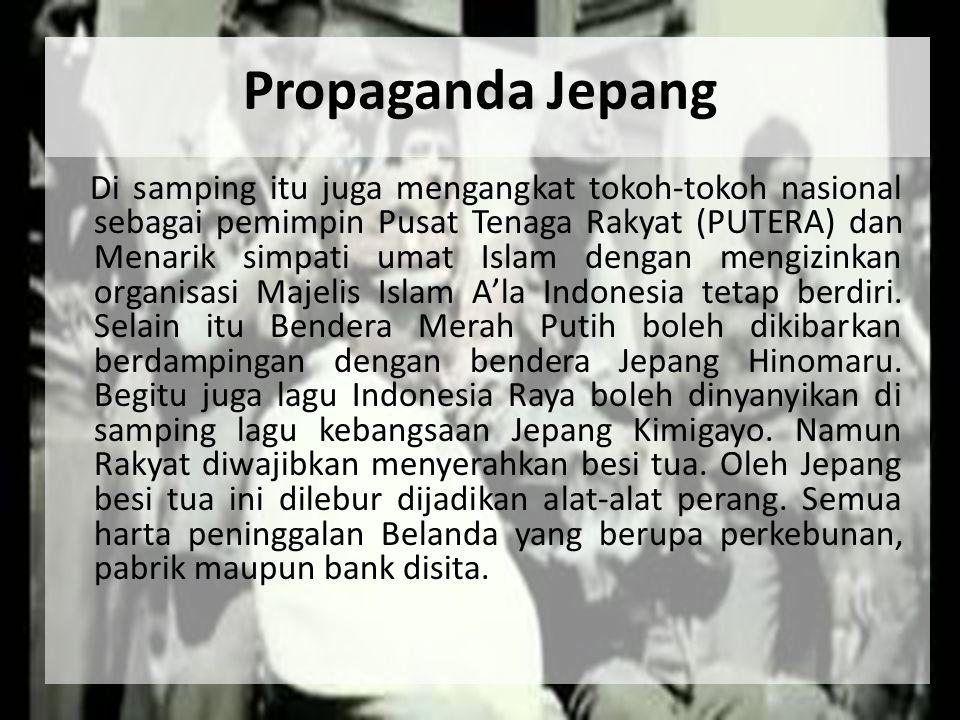 Propaganda Jepang
