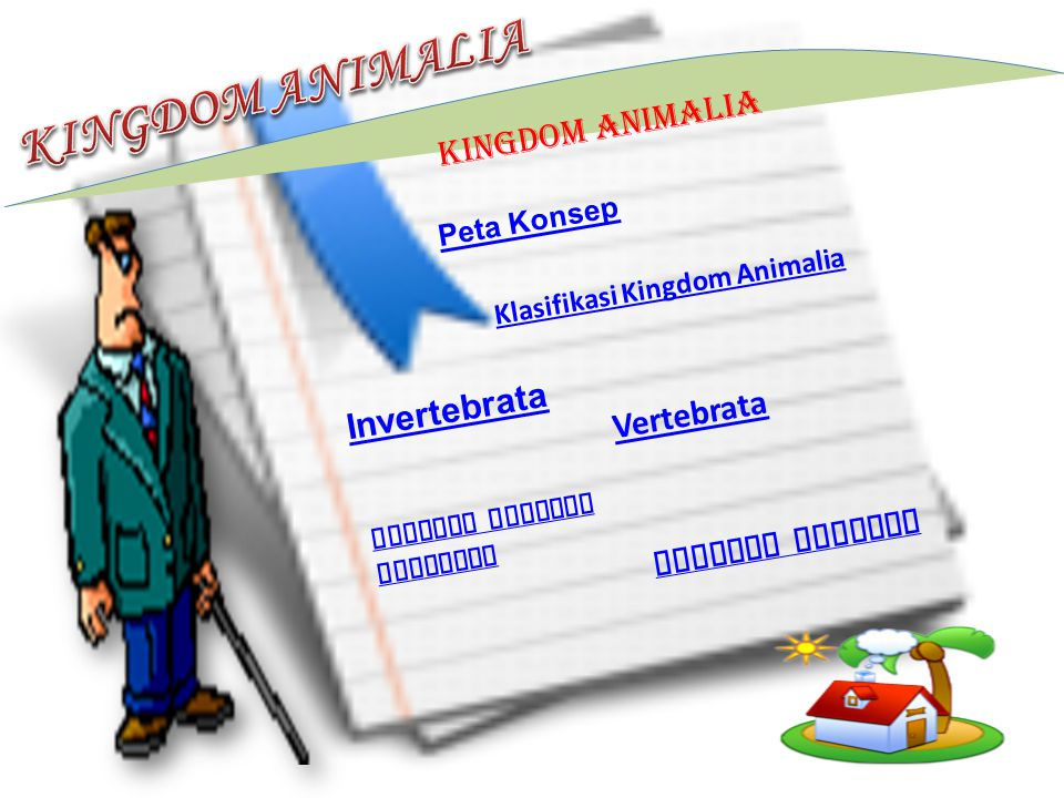 KINGDOM ANIMALIA KINGDOM ANIMALIA Invertebrata Vertebrata