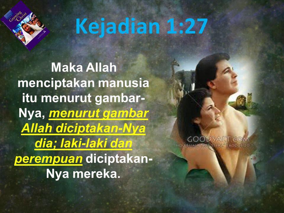 Kejadian 1:27