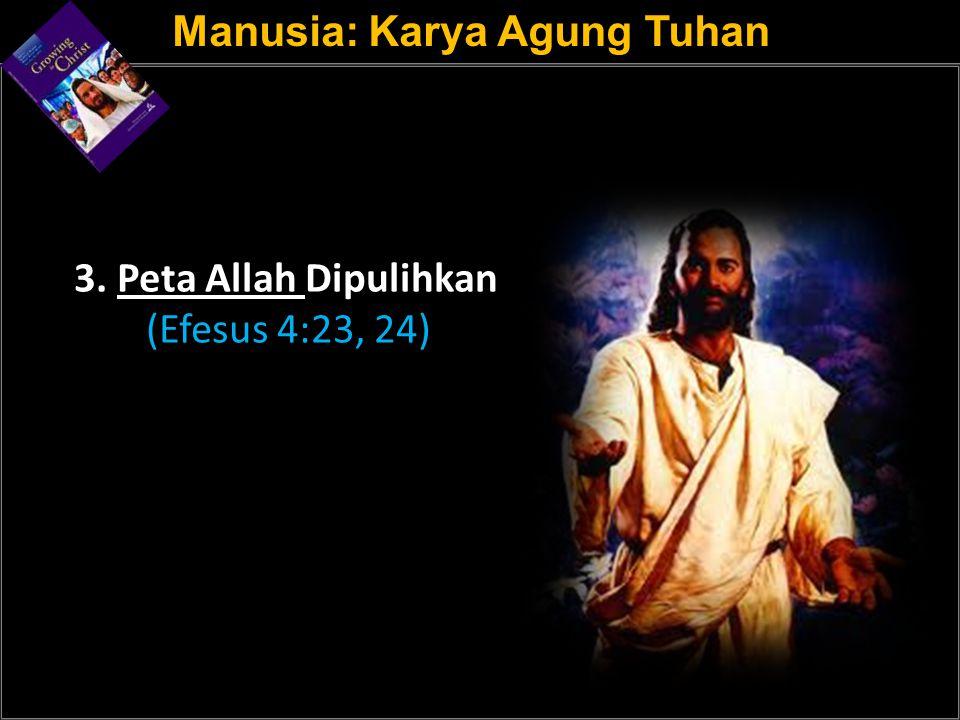 a Manusia: Karya Agung Tuhan