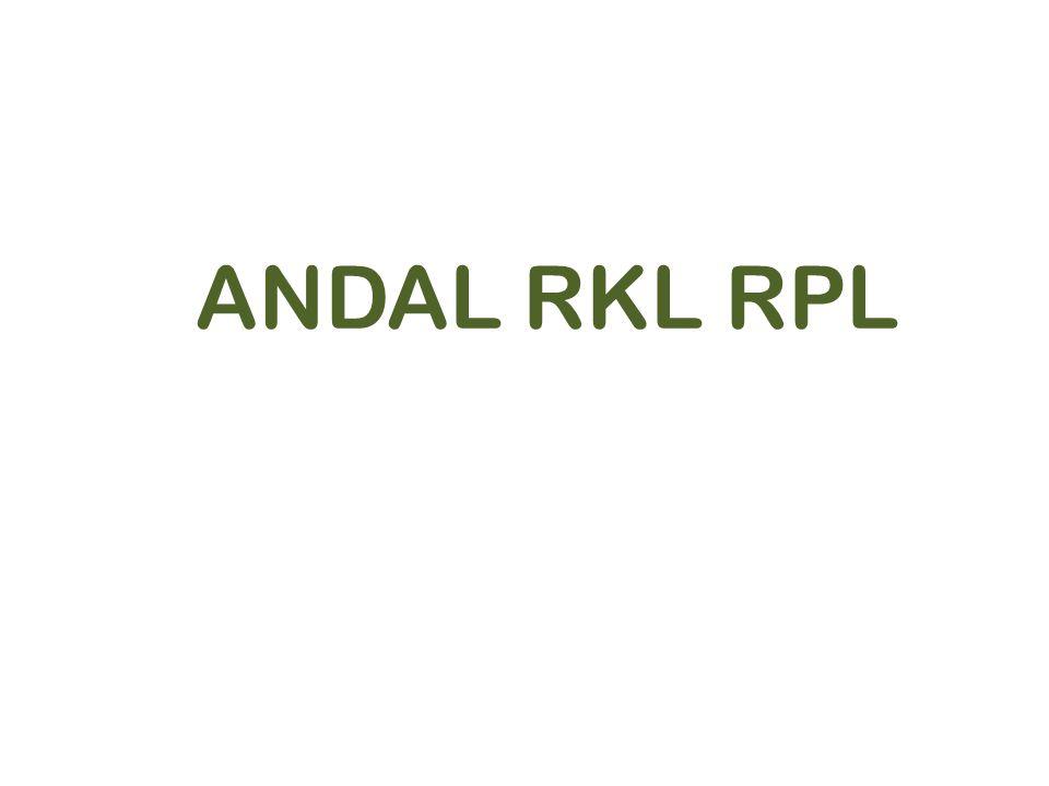 ANDAL RKL RPL