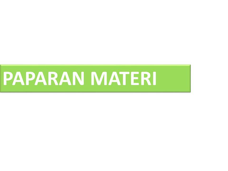 PAPARAN MATERI