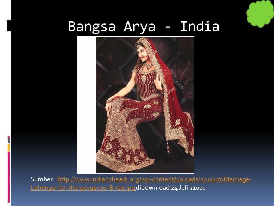 Bangsa Arya - India