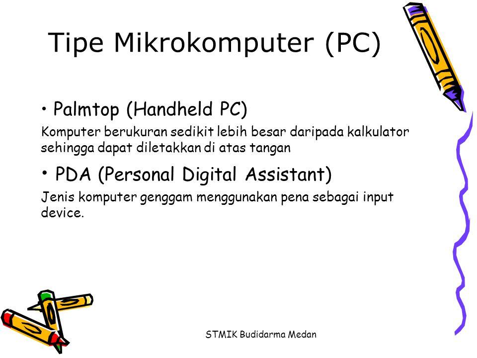 Tipe Mikrokomputer (PC)