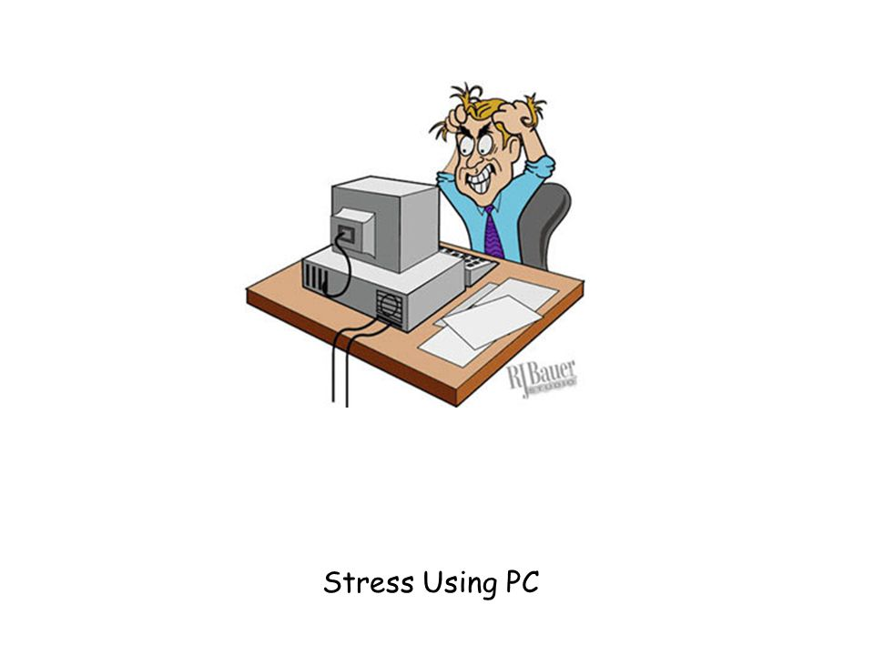 Stress Using PC