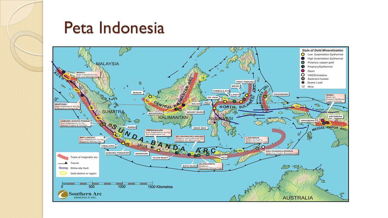 Peta Indonesia