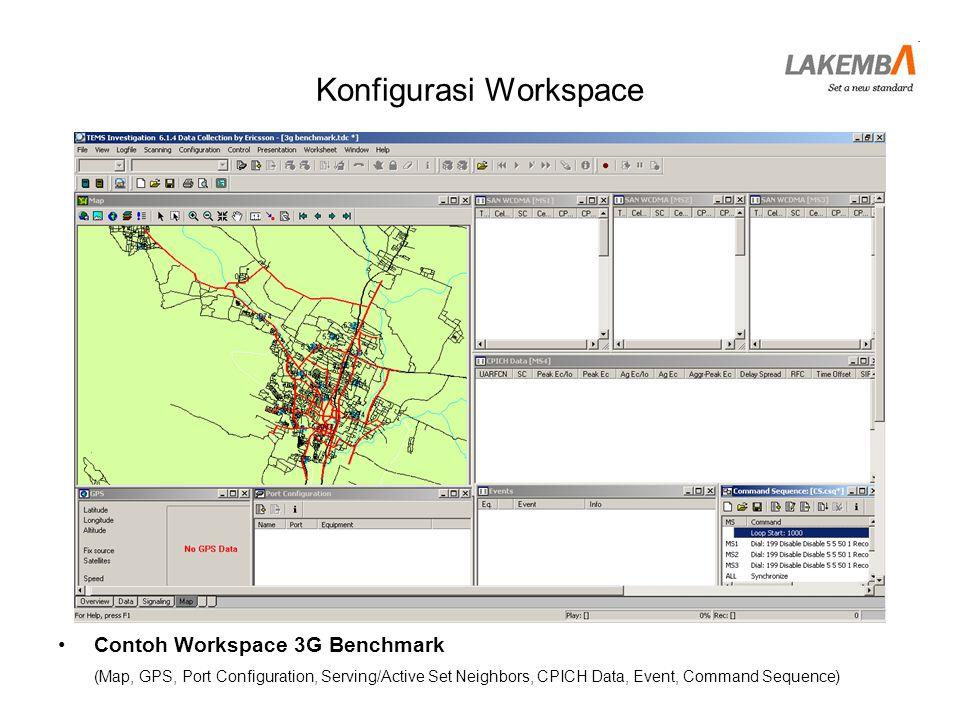 Konfigurasi Workspace
