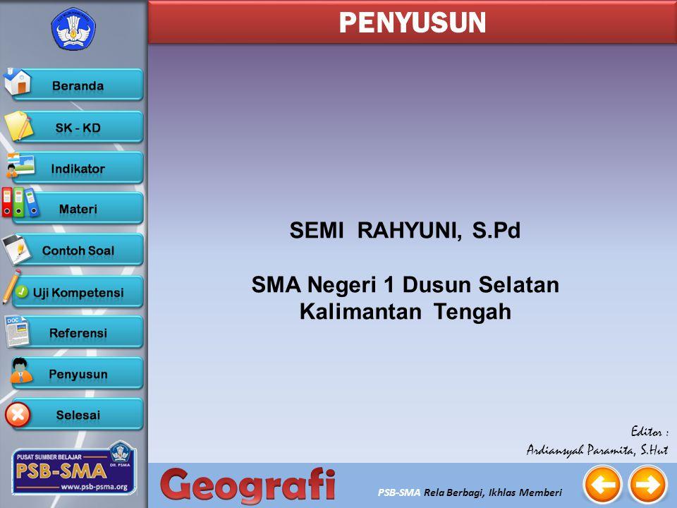 SMA Negeri 1 Dusun Selatan