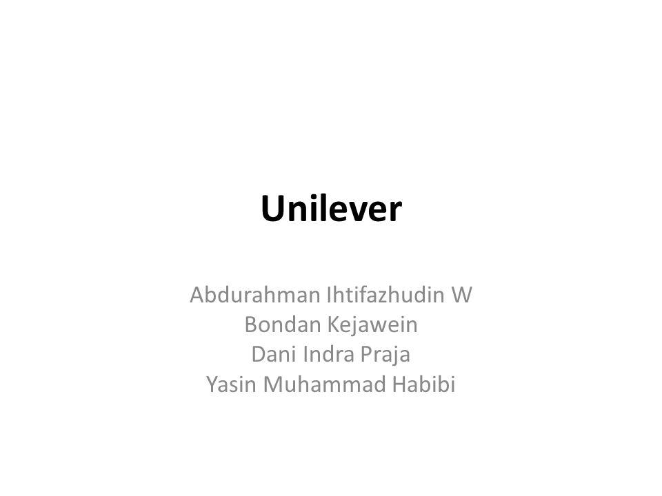 Abdurahman Ihtifazhudin W