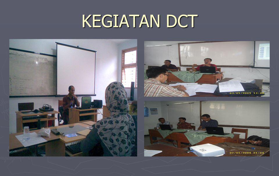 KEGIATAN DCT
