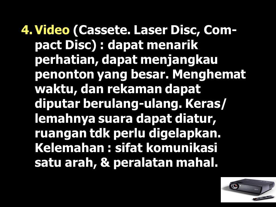 Video (Cassete.
