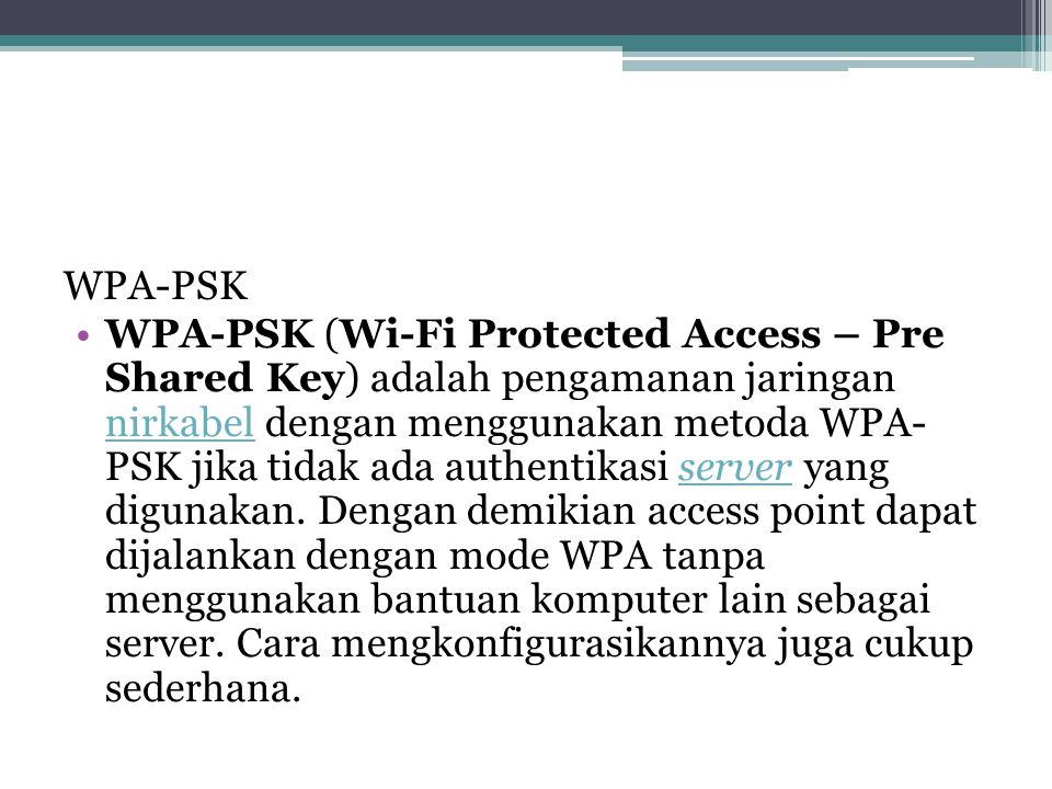 WPA-PSK