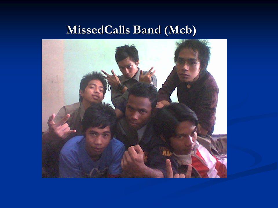MissedCalls Band (Mcb)