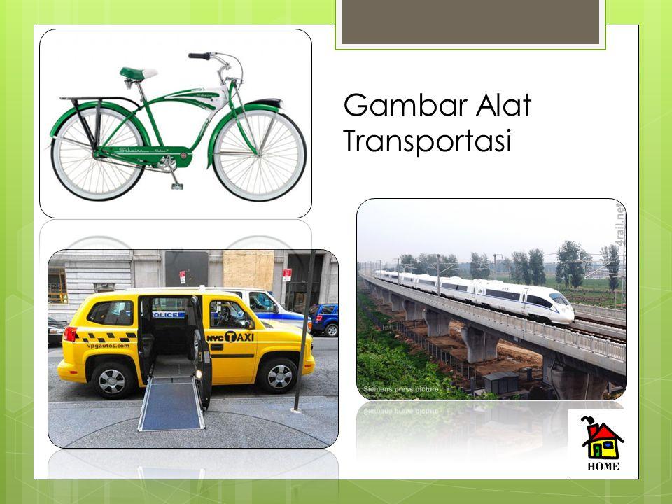 Gambar Alat Transportasi