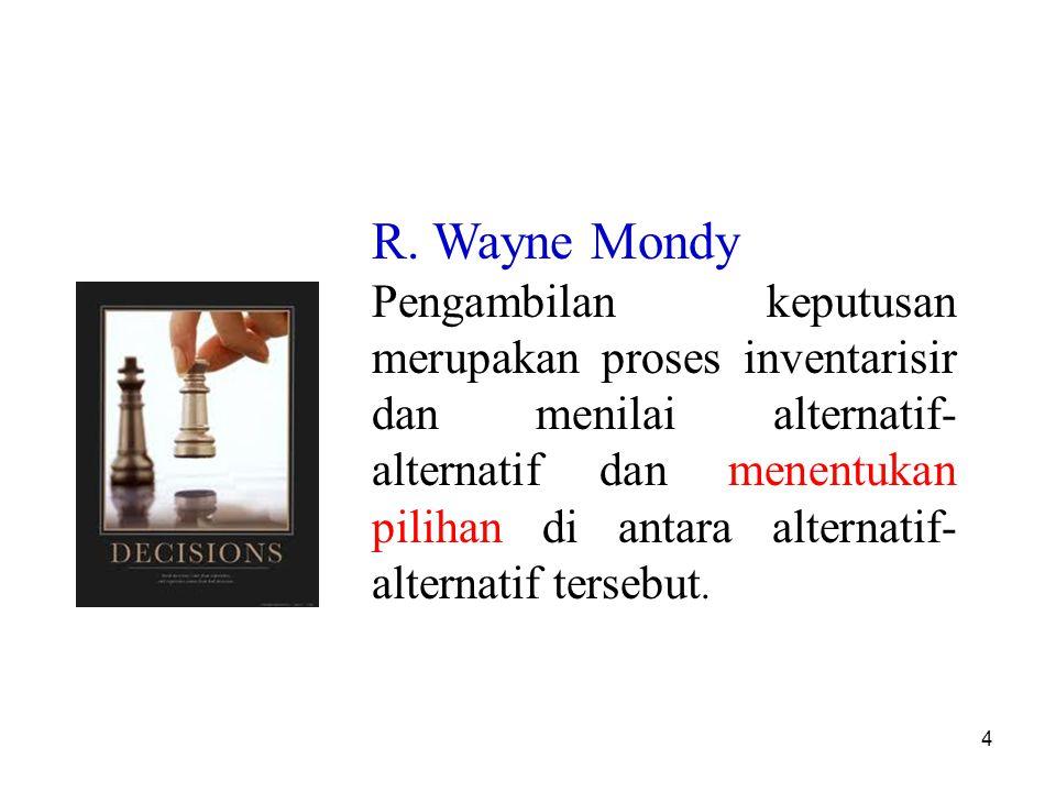 R. Wayne Mondy